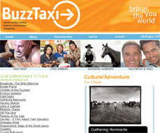 BUZZTAXI COMMUNICATIONS INC Logo